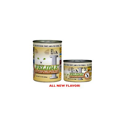 Felidae Grain Free Cat and Kitten Food Formula