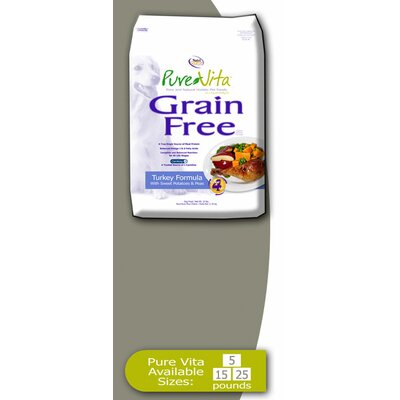 Turkey and Sweet Potato and Pea Grain Free Dry Dog Food
