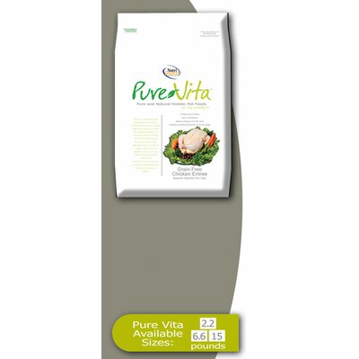 PureVita Grain Free Chicken Cat Food