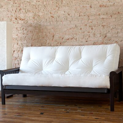 "Mozaic Company 6"" Cotton and Foam Futon Mattress"
