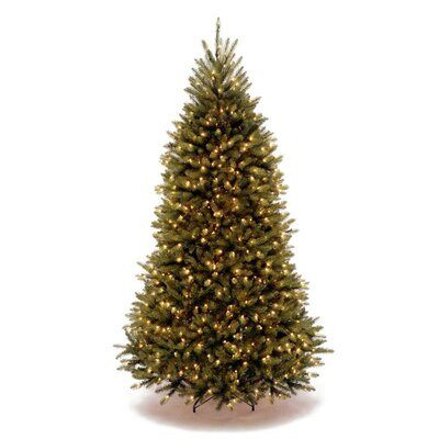National Tree Co. Dunhill Fir 9' Green Artificial Christmas Tree