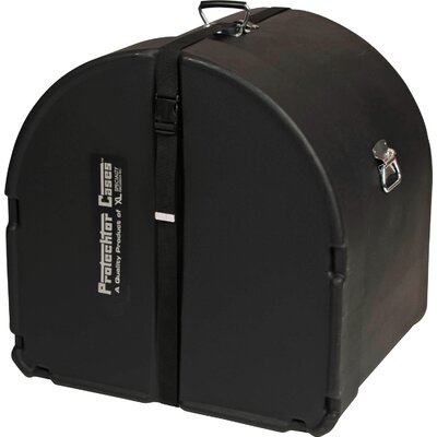 "Gator Cases Classic Series Bass Drum Case: 24"" W x 16"" D"