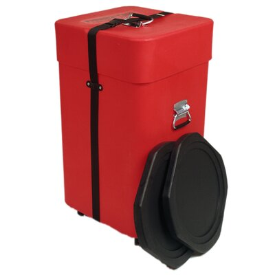 Gator Cases Molded PE Upright Drum Accessory Case