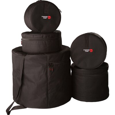Gator Cases 5 Piece Standard Drum Set Bags
