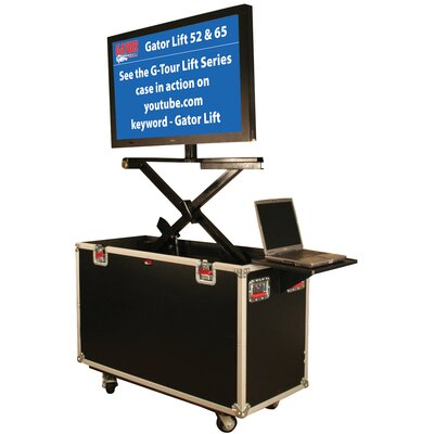 "Gator Cases 65"" LCD / Plasma Lift Road Case"