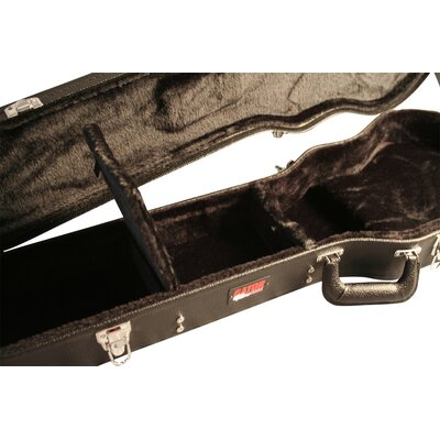 Gator Cases Style Deluxe Wood Guitar Case