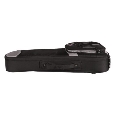 Gator Cases Commander Series Premium Reinforced Gig Bag for Tenor Ukulele