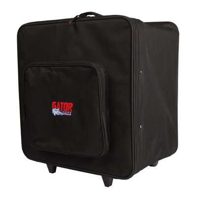 Gator Cases Par Case Holds 4 Par 64 LED's
