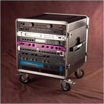 Rack Base with Casters: 27