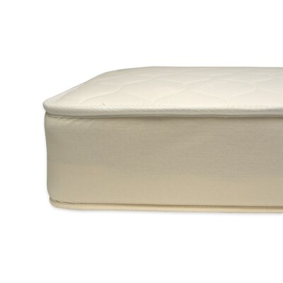 Naturepedic 2 in 1 Ultra / Quilted Crib Mattress