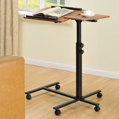 Altra Furniture Adjustable Laptop Cart