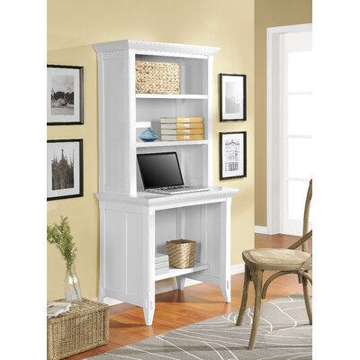 Altra Furniture Amelia Desk with Hutch / Bookcase