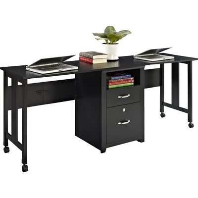 All altra furniture wayfair Desk for two persons