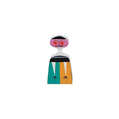 Vitra Vitra Design Museum - Wooden Dolls no. 3 by Alexander Girard
