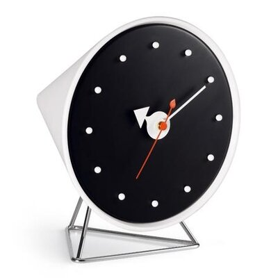 Vitra Cone Clock by George Nelson