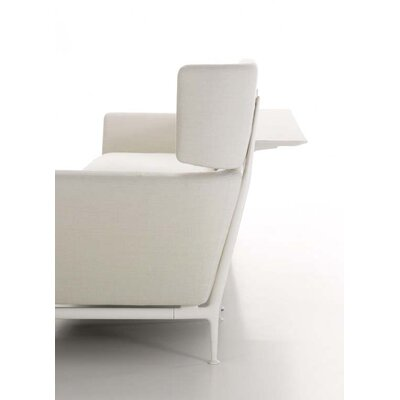 Vitra Suita Open Loveseat with Chaise Lounge