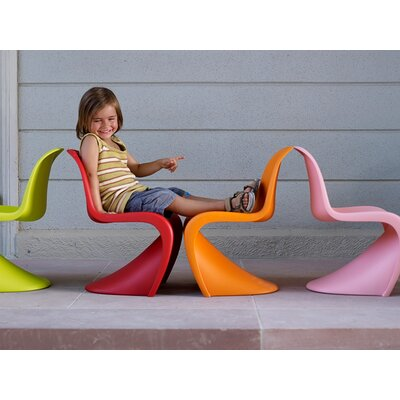 Vitra Panton Junior Chair by Verner Panton