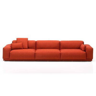 Vitra Place Three-Seater Sofa