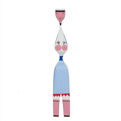 Vitra Design Museum - Wooden Dolls no. 7 by Alexander Girard