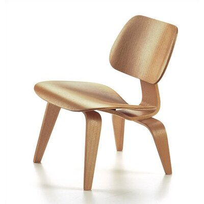 Vitra Miniatures - LCW Chair by Charles and Ray Eames