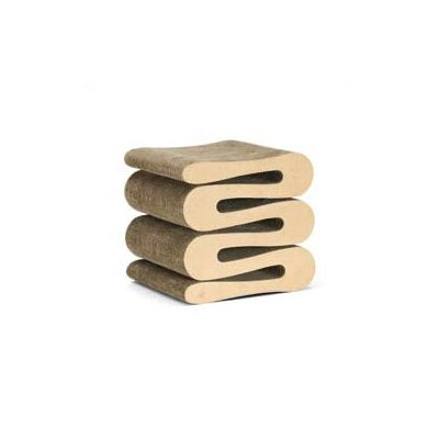 Vitra Wiggle Stool by Frank Gehry