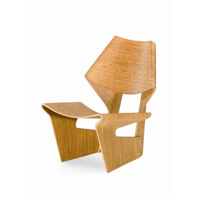 Vitra Miniatures Laminated Chair by Grete Jalk