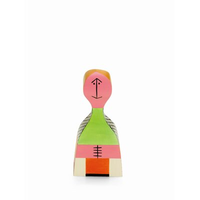 Vitra Vitra Design Museum Wooden Dolls No. 19 by Alexander Girard