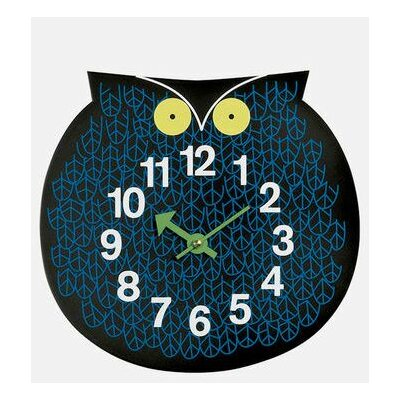 Vitra Zoo Timers Wall Clocks - Omar the Owl