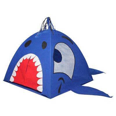 Bazoongi Kids Wiki Whale Play Tent