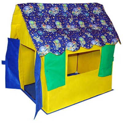 Bazoongi Kids Alien House Cottage Play Tent