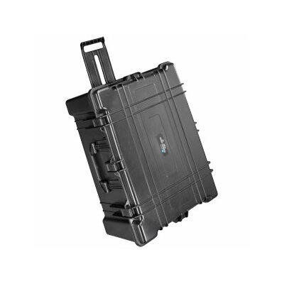 B&W Outdoor Type 78 Rolling Case in Black