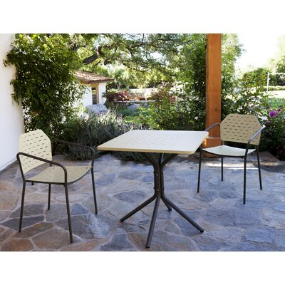 Fling 3 Piece Dining Set