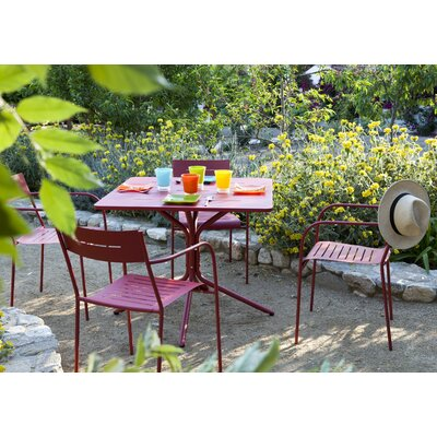 Les Jardins Saint Remy 5 Piece Dining Set