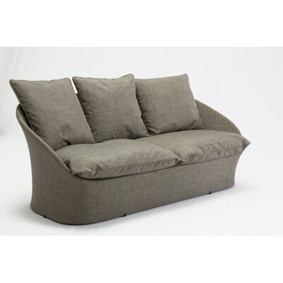 Spinner Loveseat with Cushion