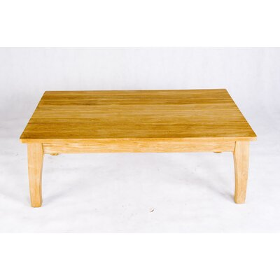 Teak Stafford Rectangular Coffee Table