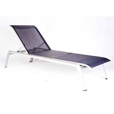 Out of Blue Elysun Stacking Chaise Lounge