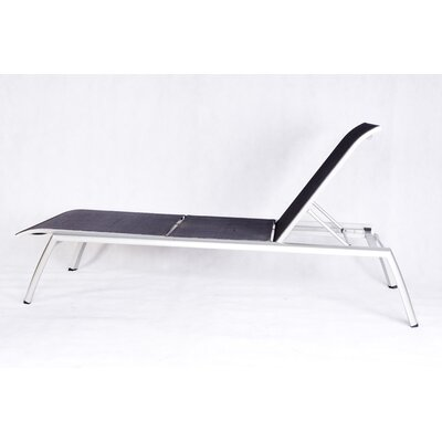 Les Jardins Out of Blue Elysun Stacking Chaise Lounge