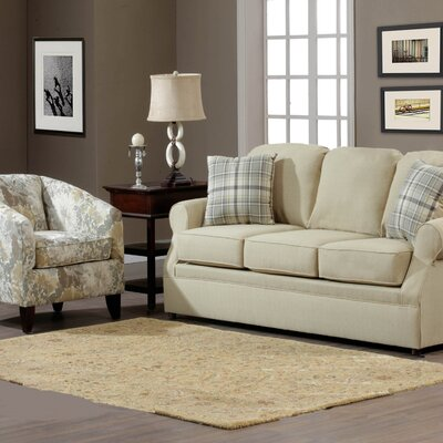 Verona Furniture Ella Sofa and Chair Set