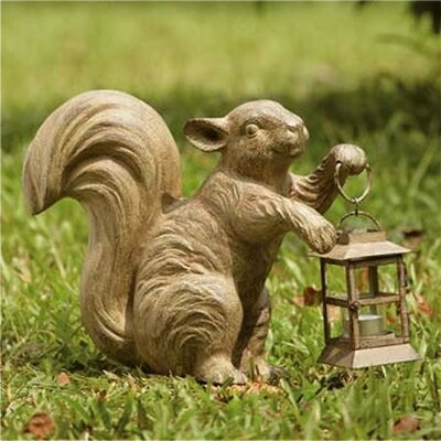 SPI Home Squirrel Lantern