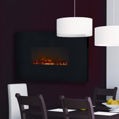 Modern Flames Dream Flame Wall Mount Linear Electric Fireplace