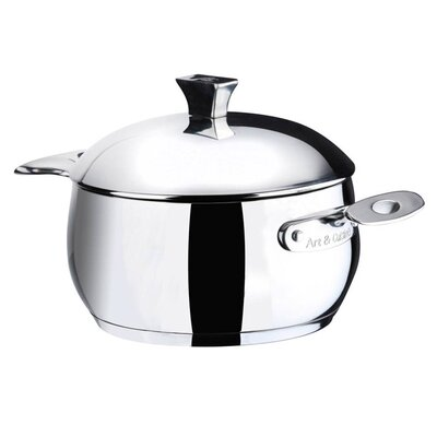 Art & Cuisine Chaudron Stock Pot with Lid