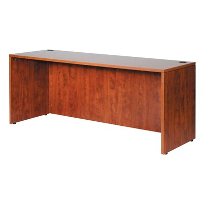 Boss Office Products Credenza Shell with Hutch