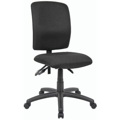 Boss Office Products High-Back Upholstered Budget Task Chair