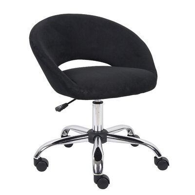 Boss Office Products Low-Back Microfiber Chair
