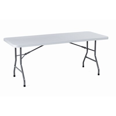 Boss Office Products Rectangular Folding Table