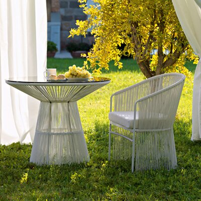 Varaschin Tibidabo Dining Chair in White