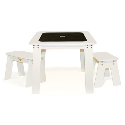 P'kolino Kids 3 Piece Table and Chair Set