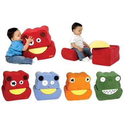 P'kolino Silly Soft Pipa Novelty Chair