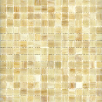 Elida Glass Mosaic in Honey