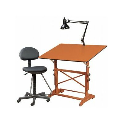 Alvin and Co. Craftmaster III Wood Drafting Table